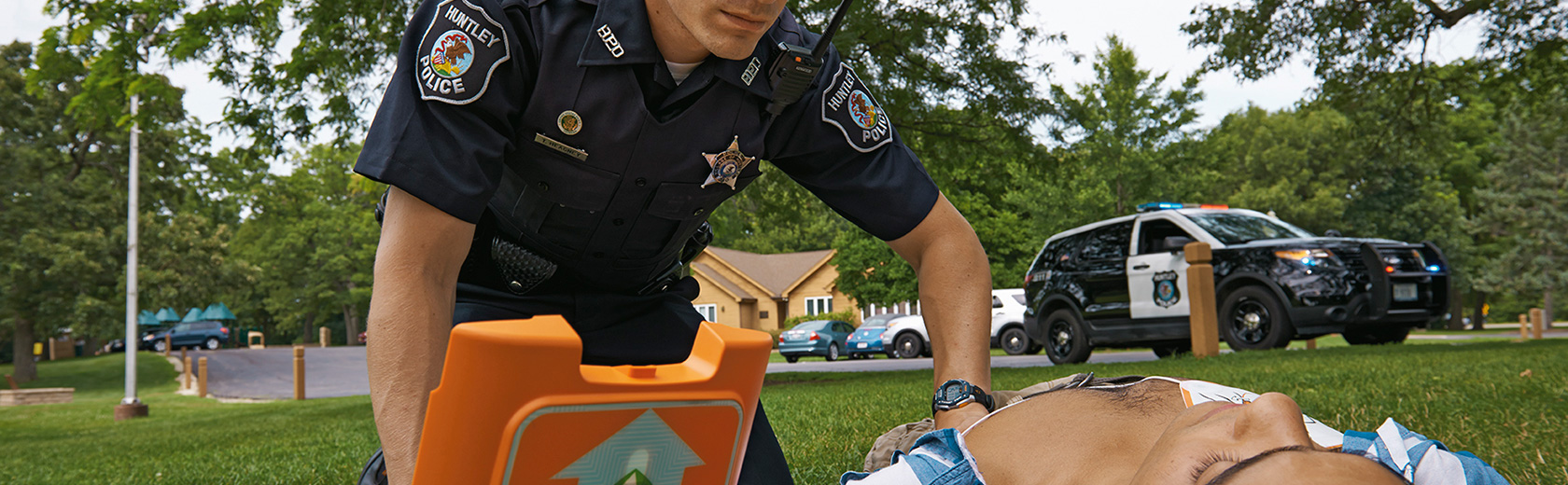 Law Enforcement AED Programs
