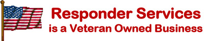 Responder Services is a Veteran Owned Business